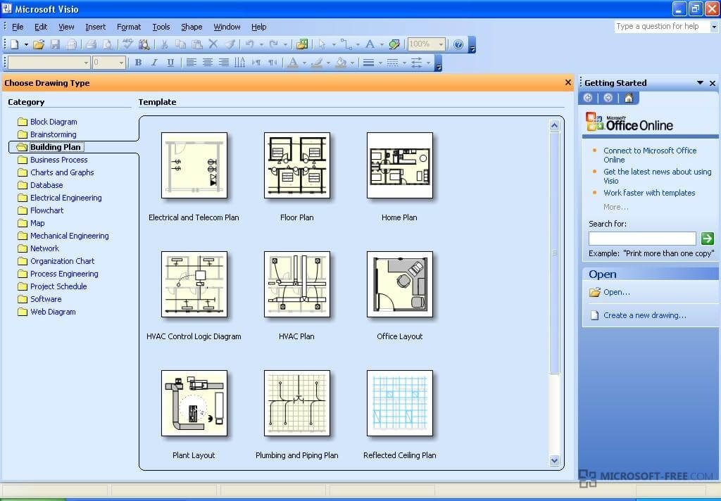 Visio 2016  Professional Flow Chart amp Diagram Software