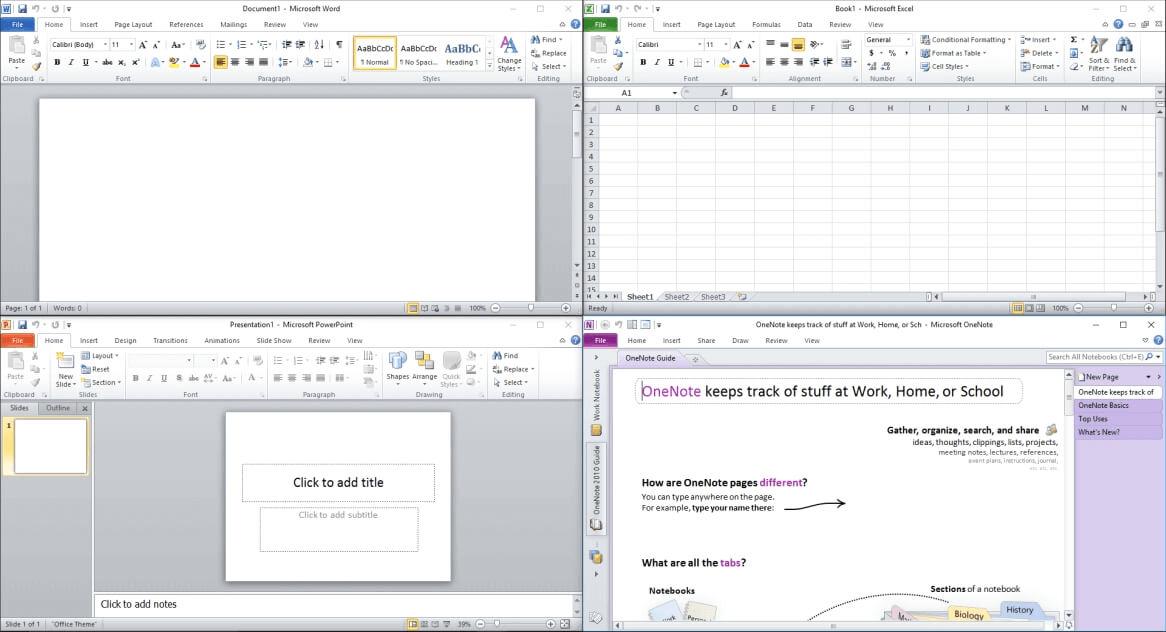 скачать microsoft office 2010 для windows 7